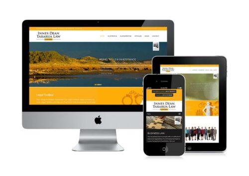 Lawyers website design